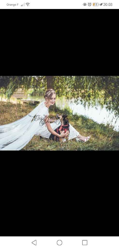 Idées de pose de photo de la mariée seule - 2