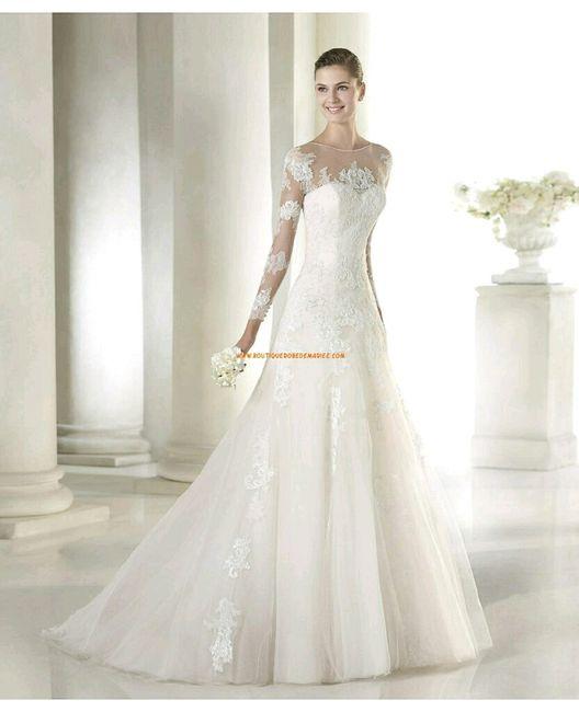 une robe pour chaque occasion 5 robes pour un mariage d 39 automne page 11 mode nuptiale. Black Bedroom Furniture Sets. Home Design Ideas