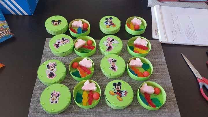 Boîtes à bonbons pour les enfants