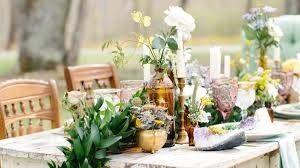 Inspiration nature d coration forum - Deco mariage campagnard ...