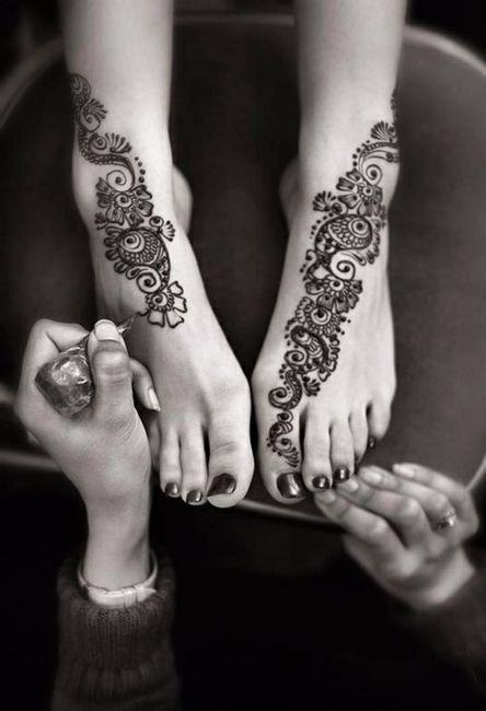 inspiration mariage oriental le henn beaut forum. Black Bedroom Furniture Sets. Home Design Ideas