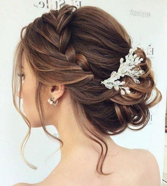 Coiffure cheveux épaule - 2