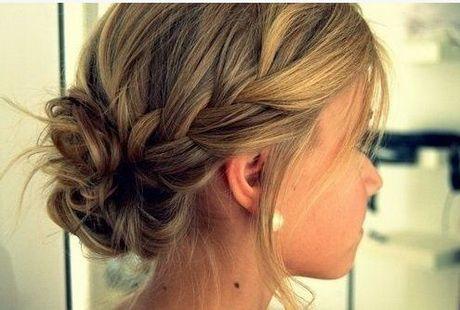 Coiffure cheveux épaule - 4