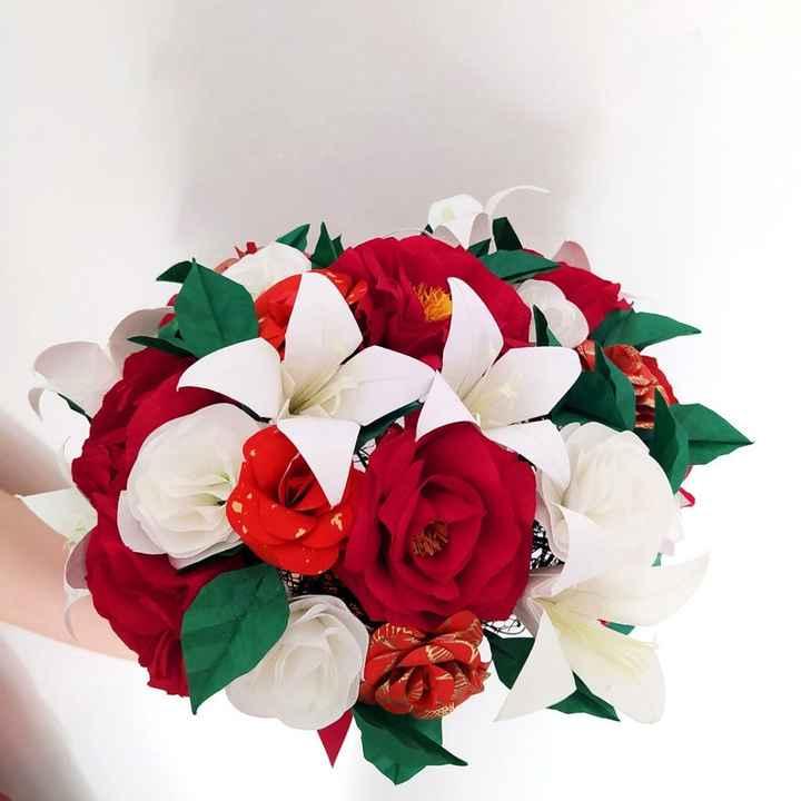 En quoi sera fait votre bouquet ? 7