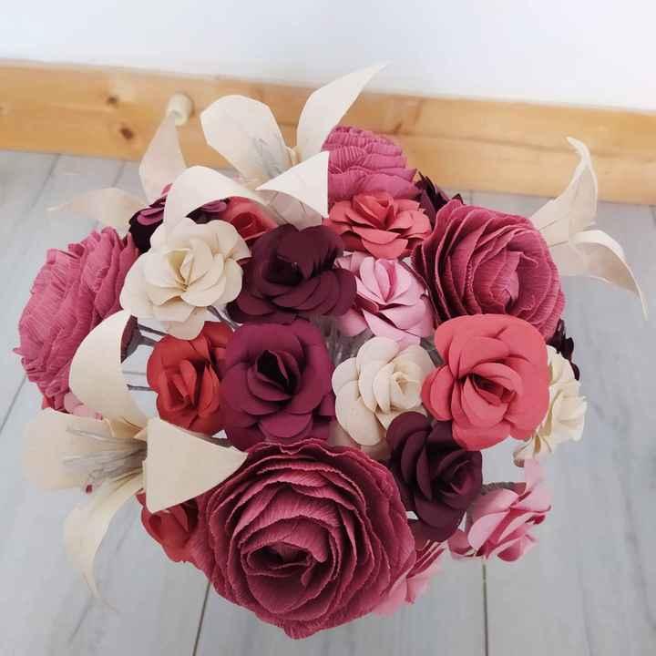 Bouquet mariée original - 1