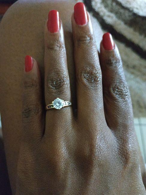 Partage ta bague de fiançailles !! 💍 😍 24