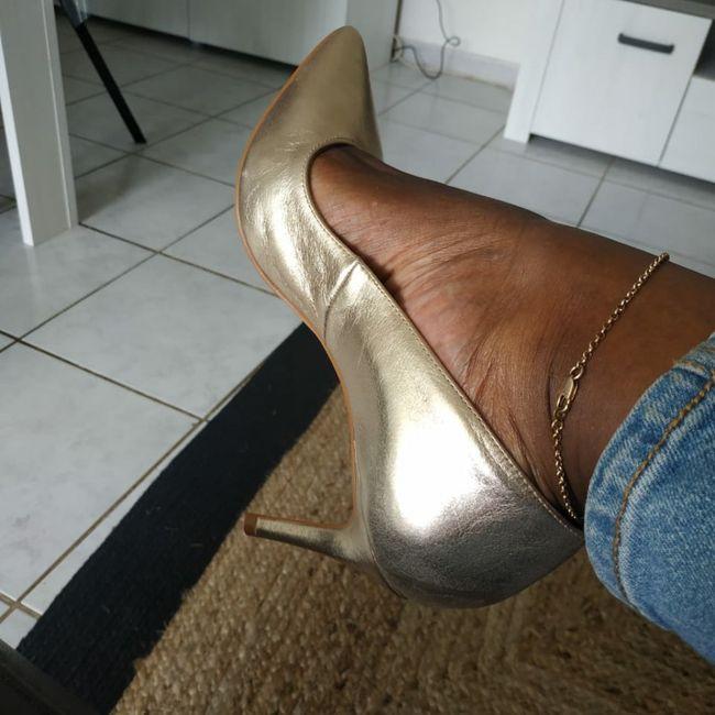 Nos chaussures de princesses - 1