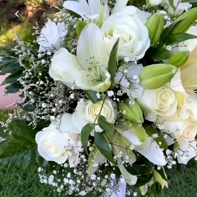 Le bouquet de fleur 6