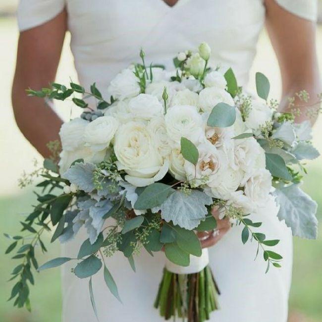 Bouquet  blanc ou bouquet coloré ? 1