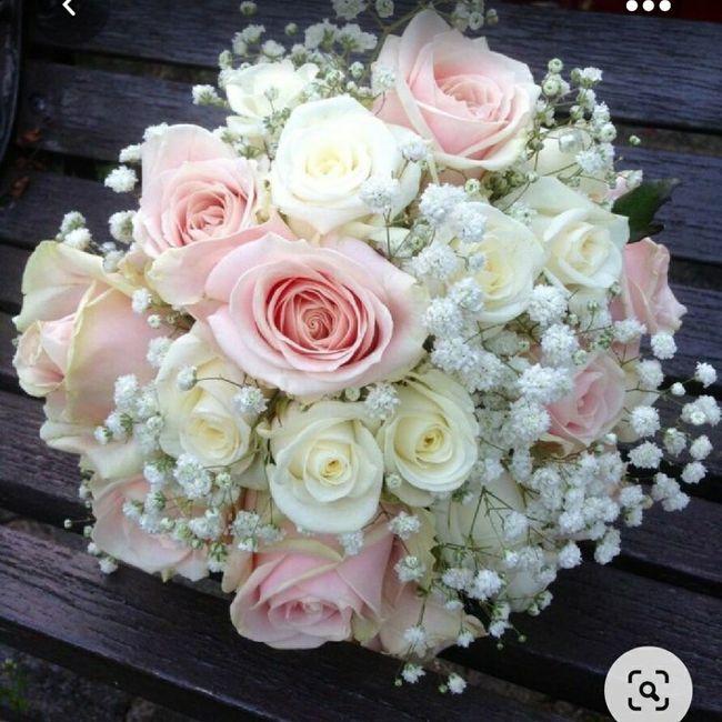 Bouquet  blanc ou bouquet coloré ? 2