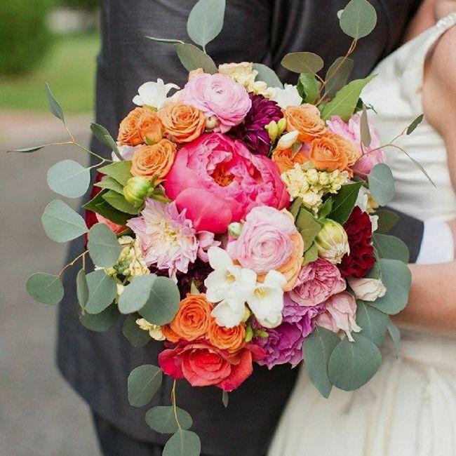 Bouquet  blanc ou bouquet coloré ? 3