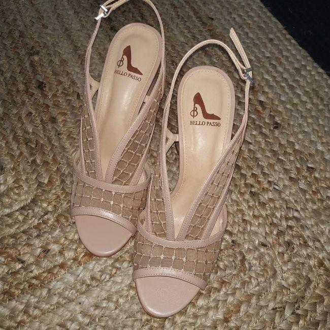 Mes chaussures sont arrivées 😍 1