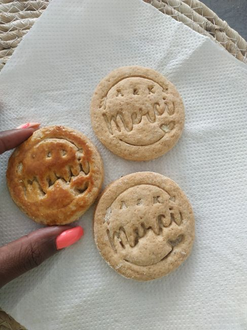 2 ème essai biscuits - 1