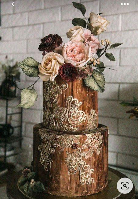 Wedding cake suite... 😅 1