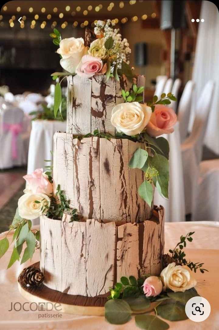 Wedding cake suite... 😅 - 2