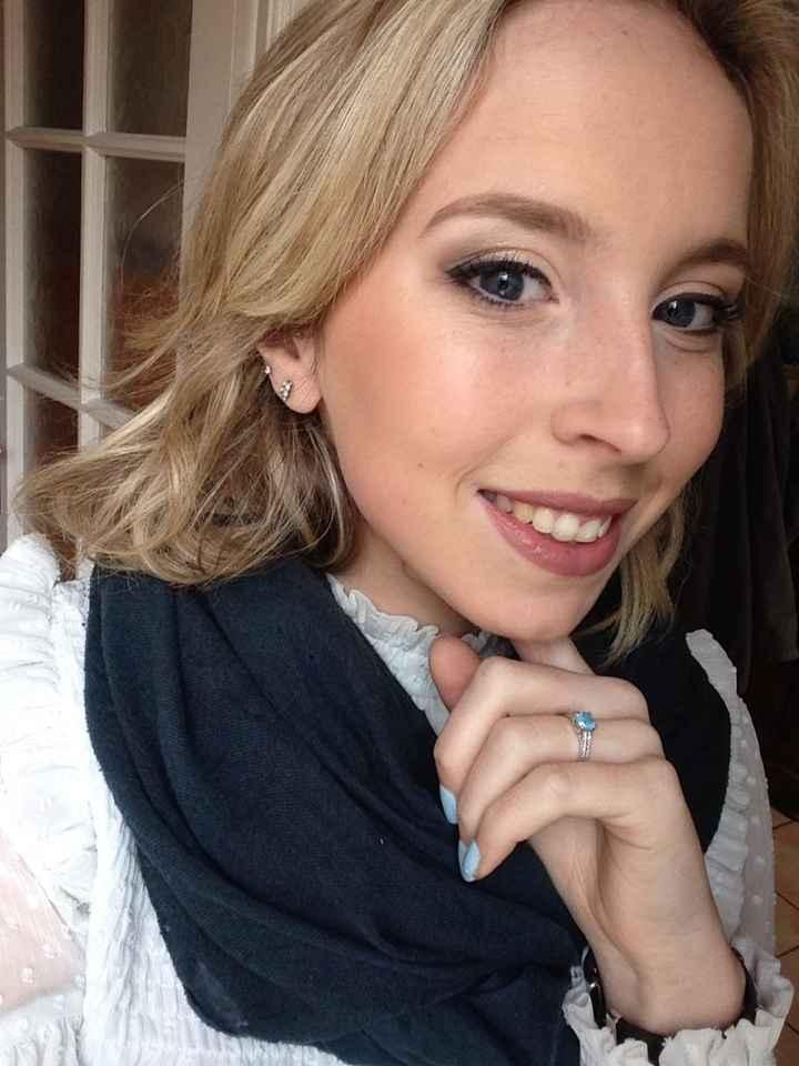 Essais maquillage 😍 - 1