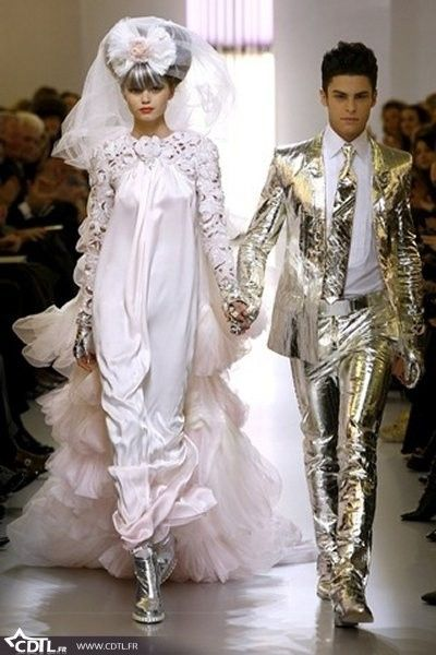 La robe de mariée la plus moche - 1
