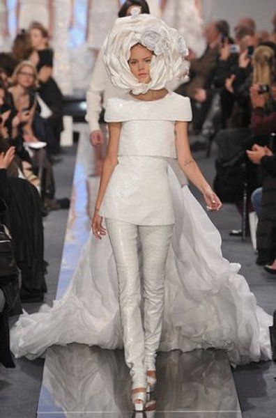 La robe de mariée la plus moche - 4
