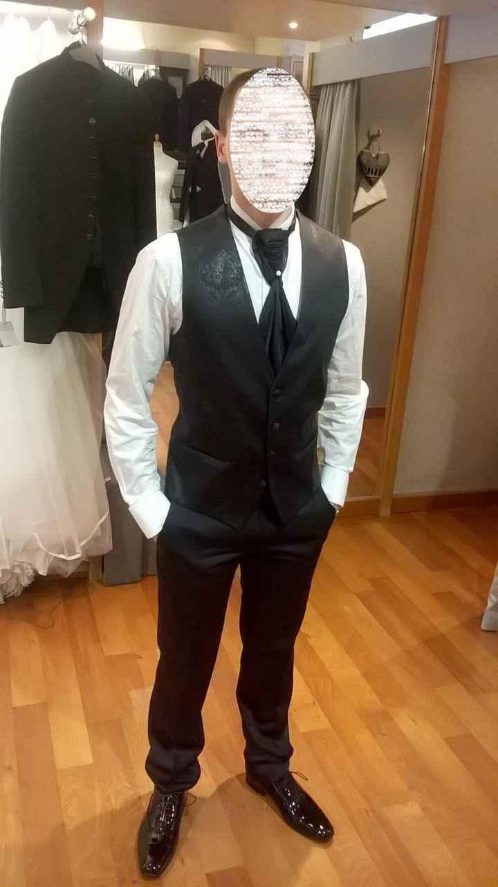 Costume Mr sans la veste