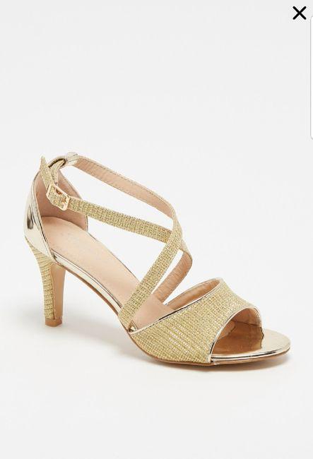 Inspi: chaussures de mariées 8