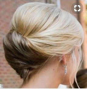 Inspiration coiffure cheveux (très) lisses 5