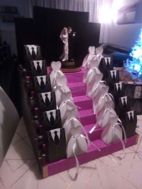 Création d'une petite scène escalier - 1