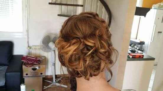 Essaie  coiffure - 2
