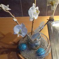 Vase centre de table