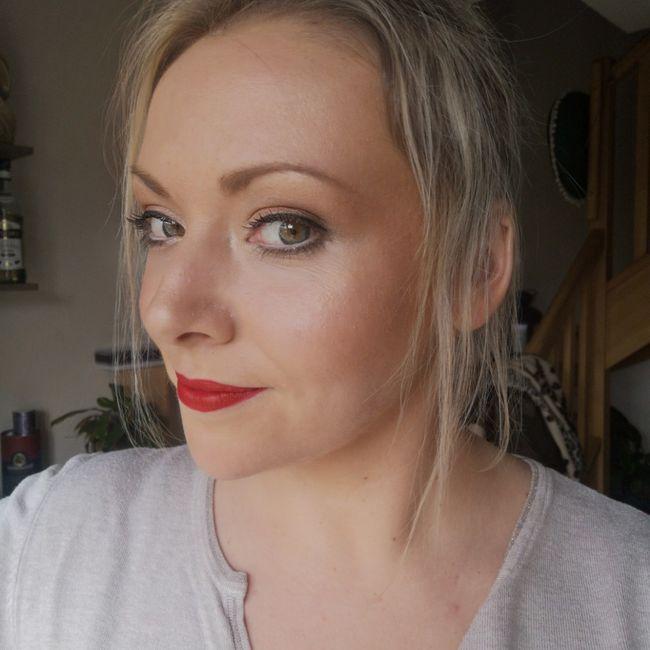 Mon maquillage pour le jour j 😍 1