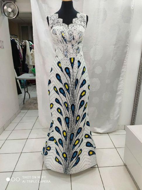 Ma robe enfin 😍 - 1