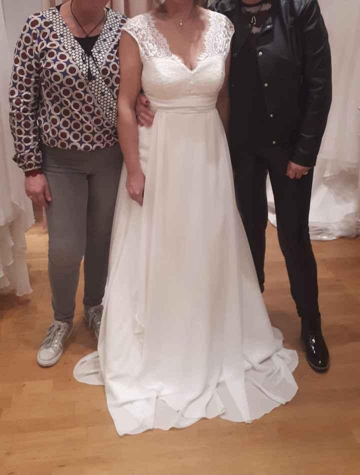 Robe de mariée Toulouse - 1