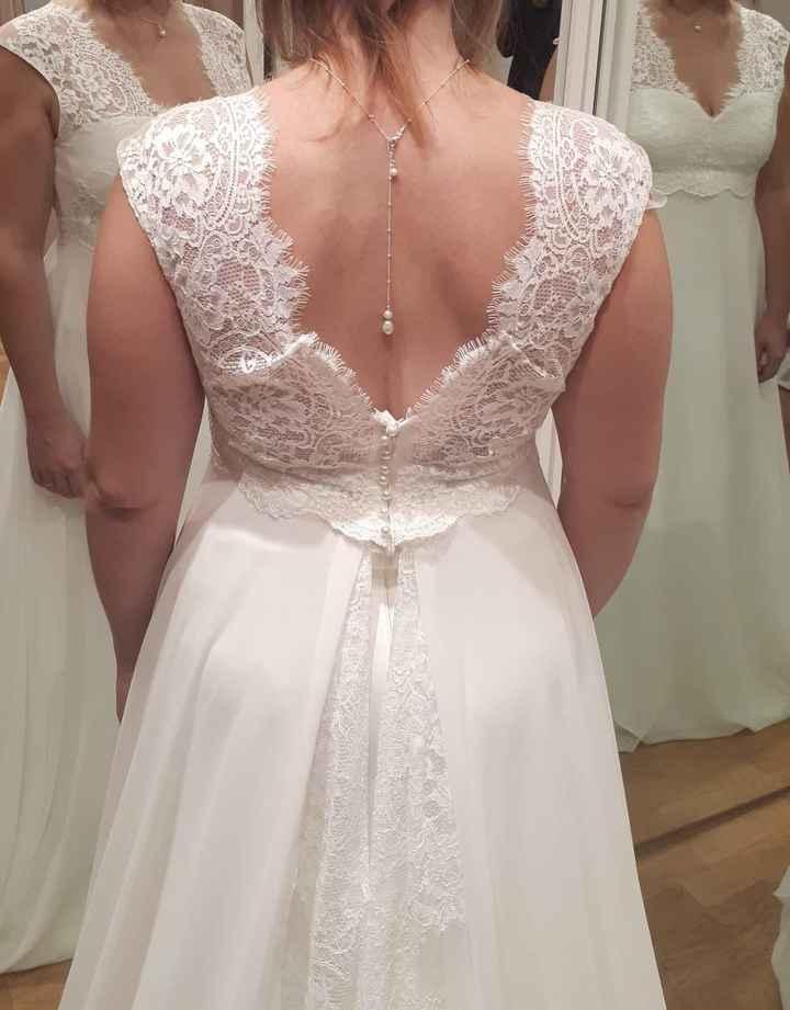 Robe de mariée Toulouse - 3