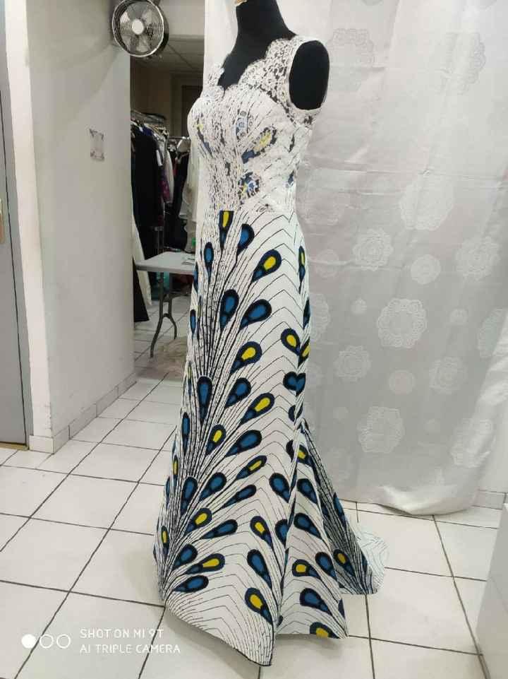 Ma robe enfin 😍 - 2