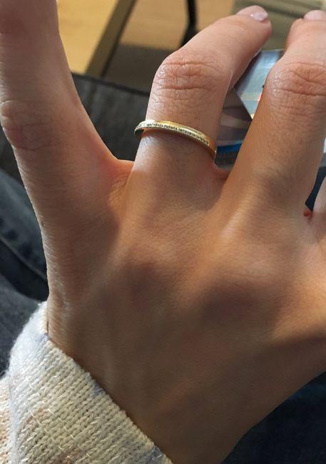 Bague de fiançailles : d'où viennent elles ? 8