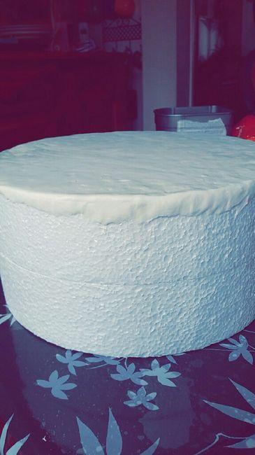 Faux Wedding Cake Decoration Forum Mariages Net