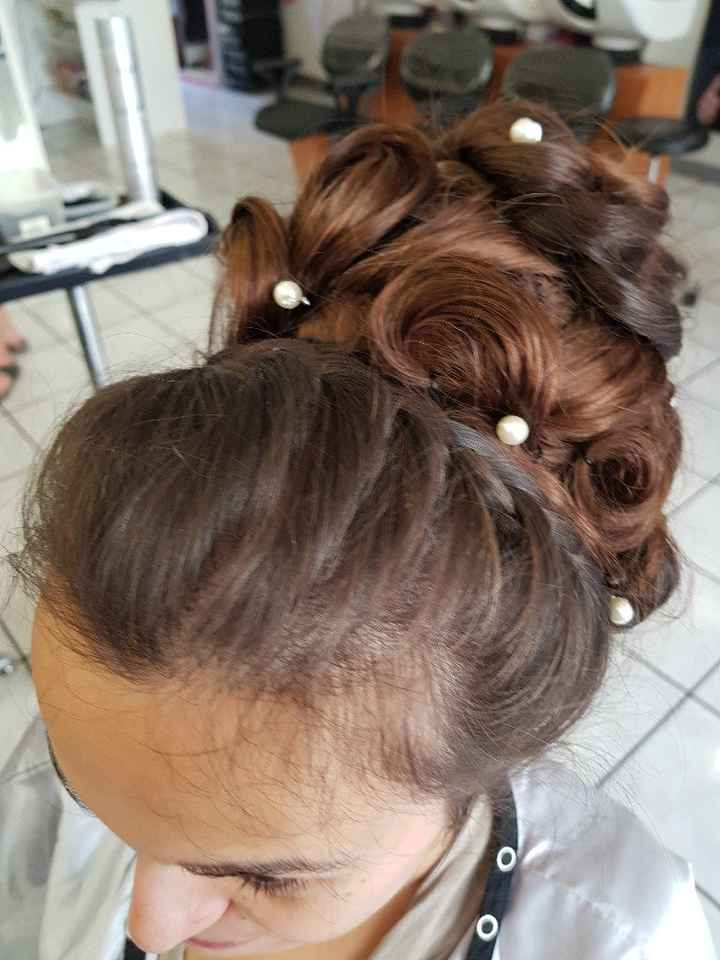 Avis coiffure mariée - 3