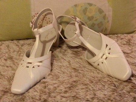mes chaussures pour la cérémonie