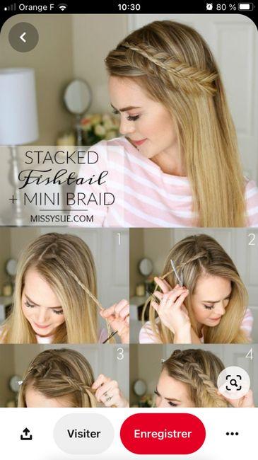 Cherche coiffure cheveux court - 1