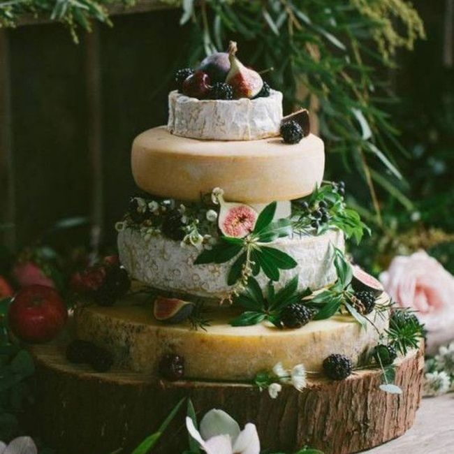 As-tu prévu de mettre un topper sur ton gâteau de mariage ? 🎂 1