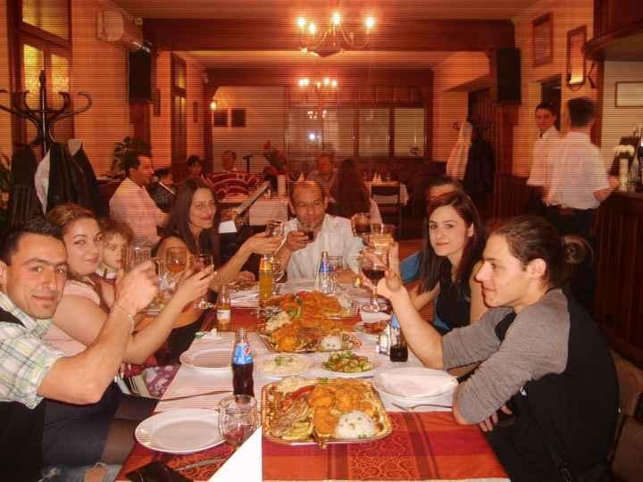 papalanniversaire 50 emedans restaurante