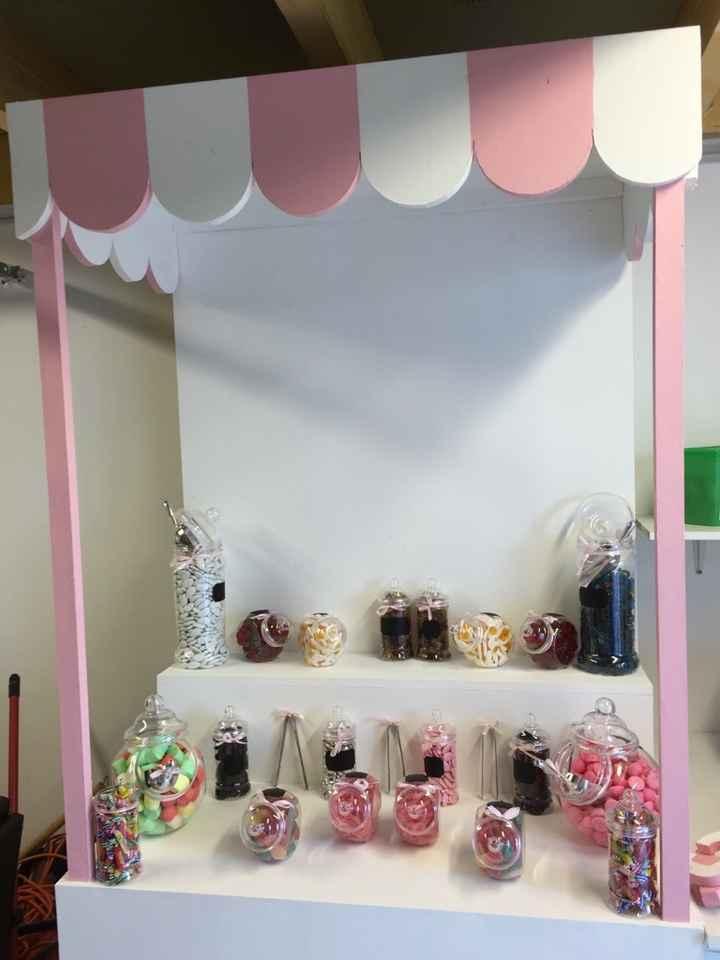 Photo de vos candy bar - 2