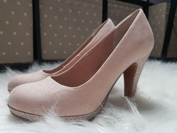Chaussures de mariage 1