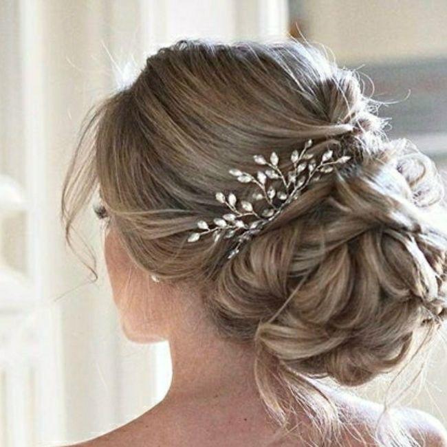 Boutique pour les bijoux de cheveux - 1