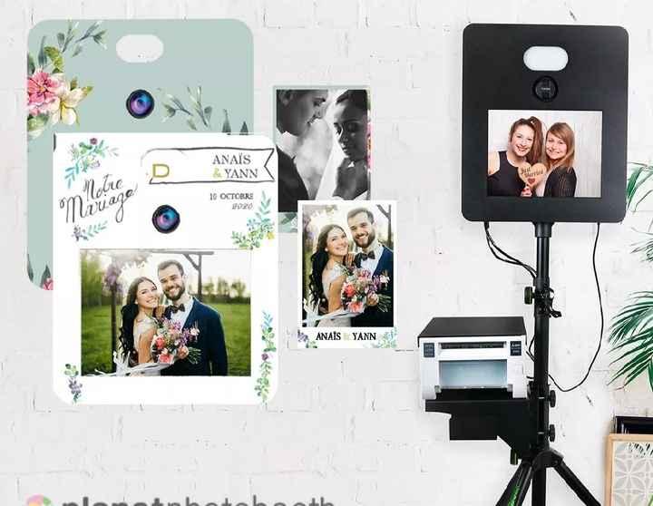 La Photobox....au mariage - 1