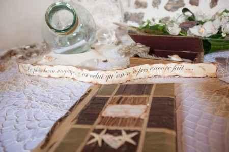 notre urne et le livre d'or