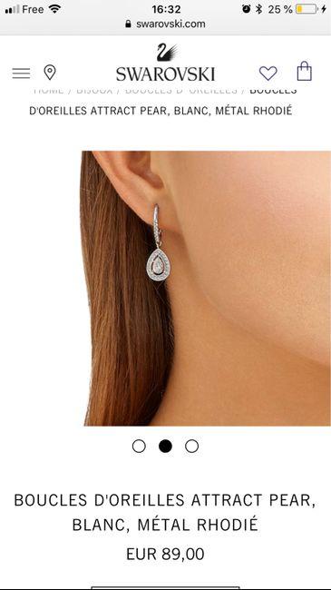 Dilemme boucles d'oreilles - 3
