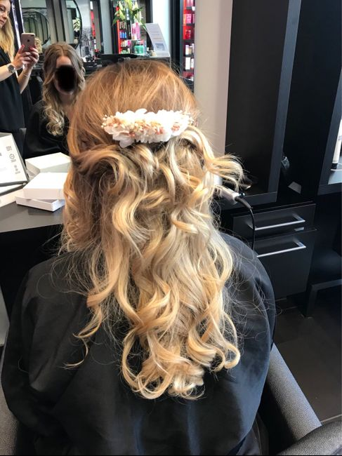 Mon essai coiffure ! - 2