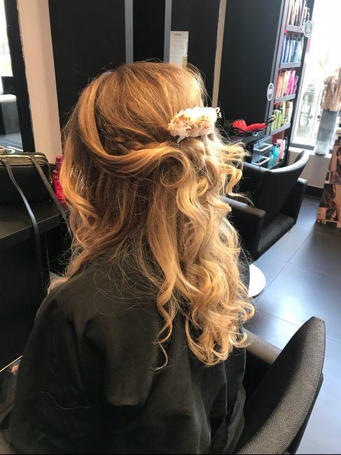 Mon essai coiffure ! - 3