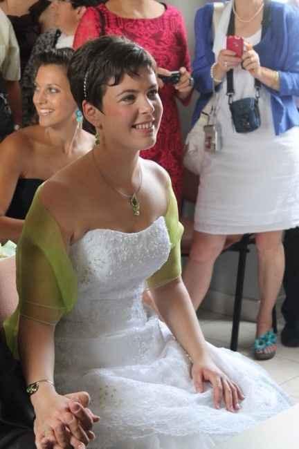Partagez votre plus beau portrait de mariée - 1