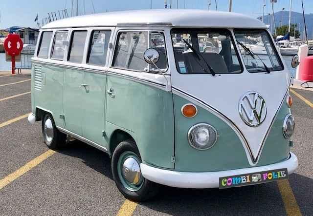 Mon COMBI VW